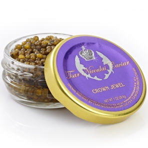 Crown Jewel Caviar