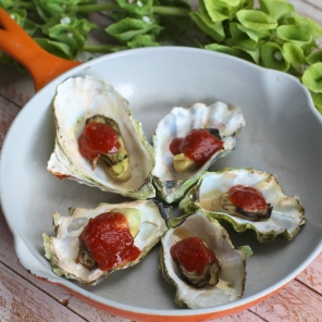 Taylor Shellfish Pacific Grilling Oyster