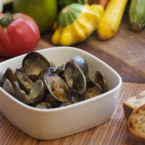 Sewansecott Littleneck Clams