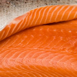Wild Alaskan King Salmon fillet